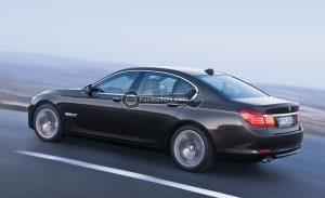 BMW Series 7 Sedan 2009 300x183 دفترچه راهنمای بی ام و سری 7 سدان مدل 2009