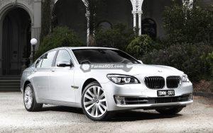 BMW Series 7 Sedan 2013 300x188 دفترچه راهنمای بی ام و سری 7 سدان مدل 2013