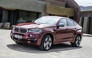 BMW X6 2015 300x191 دفترچه راهنمای بی ام و X6 مدل 2015
