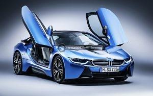 BMW i8 2015 300x188 دفترچه راهنمای بی ام و i8 مدل 2015