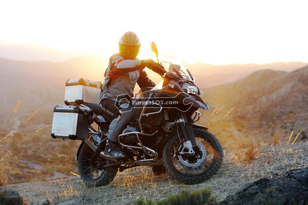 100 pictures of the 2014 bmw r1200gs adventure photo gallery 36 1024x683 معرفی اولین موتورسیکلت هیبریدی و xDrive