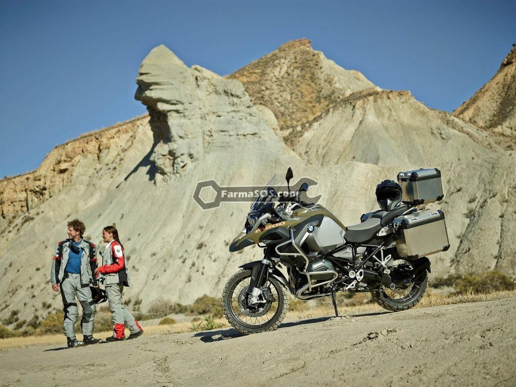 100 pictures of the 2014 bmw r1200gs adventure photo gallery 90 1024x768 معرفی اولین موتورسیکلت هیبریدی و xDrive