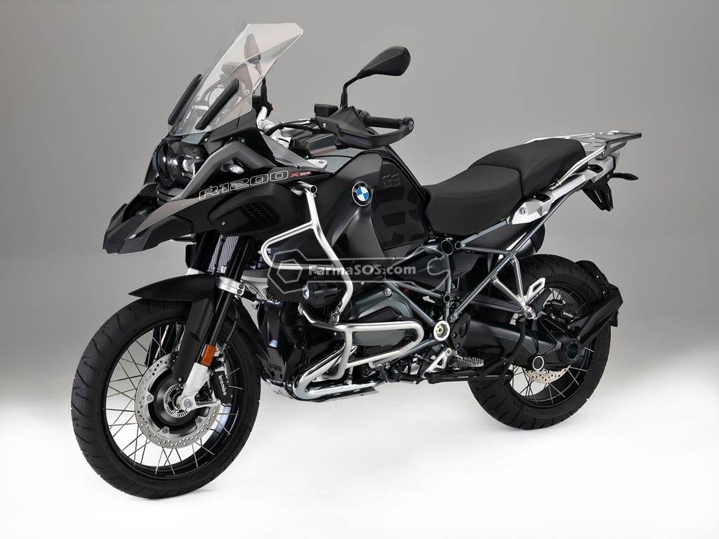 BMW hybrid motorcycle 01 1024x768 معرفی اولین موتورسیکلت هیبریدی و xDrive