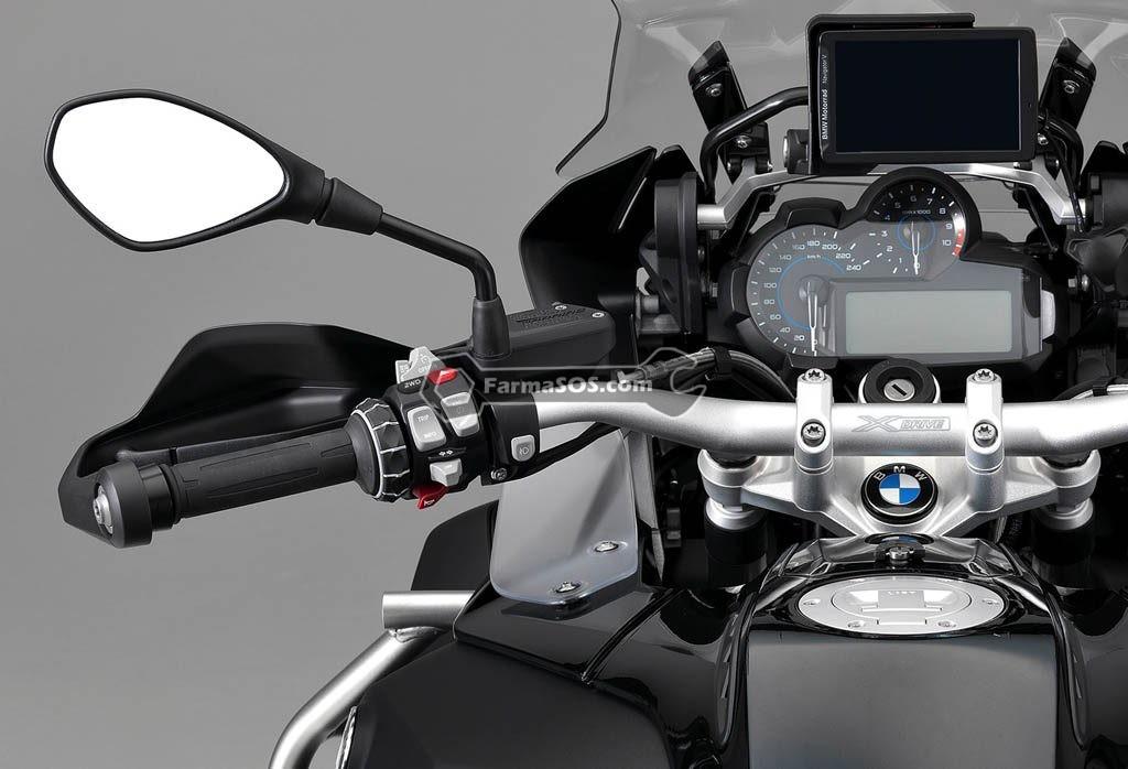 BMW hybrid motorcycle 02 1024x698 معرفی اولین موتورسیکلت هیبریدی و xDrive