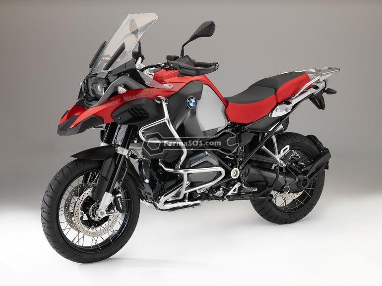 bmw motorcycle dynamic brake light 4 معرفی اولین موتورسیکلت هیبریدی و xDrive