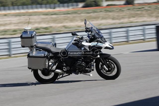 2516 حضور موتورسیکلت خودران بامو در CES