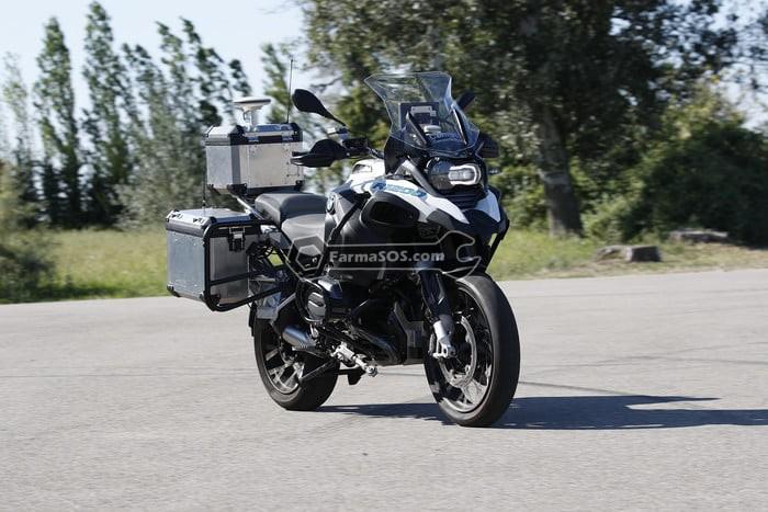 2517 حضور موتورسیکلت خودران بامو در CES
